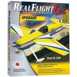 GREAT PLANES Real Flight 6.5 Upgrade G4* SALE, GPMZ4488