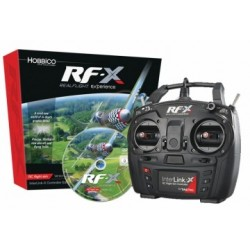 GREAT PLANES RealFlight RF-X Software / InterLink-X Radio, GPMZ4540