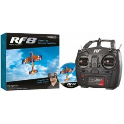 GREAT PLANES RealFlight 8 - With Interlink-X Controller, GPMZ4550