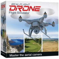 GREAT PLANES Real Flight Drone Simulator, GPMZ4800