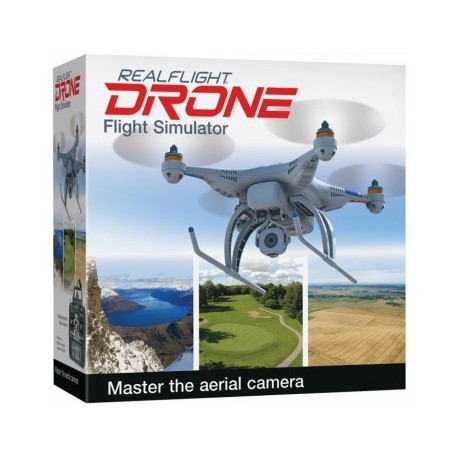 GREAT PLANES Real Flight Drone Simulator, GPMZ4800