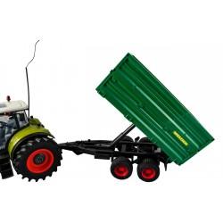 Tipvogn til Fjernstyret Traktor med høje sider