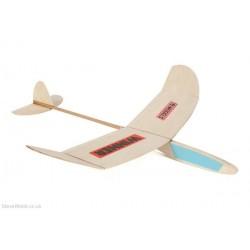 Kaste svævefly Winner Glider Balsa kit DPR Models