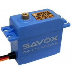 Savox SW-0231MG Waterproof servo