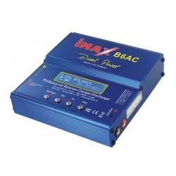 B6AC 5A multilader og hurtiglader LiPo NiMh m.fl. - DEMO