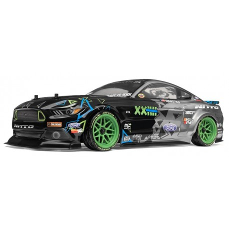 HPI RS4 SPORT 3 DRIFT 2015 FORD MUSTANG