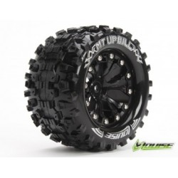 "Tire & Wheel MT-UPHILL 2,8"" Black 0-Offset (2)"