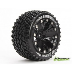 "Tire & Wheel ST-HUMMER 2,8"" Black 1/2-Offset (2)"