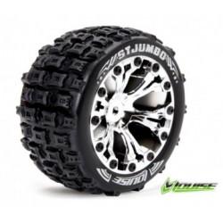 """Tire & Wheel ST-JUMBO 2,8"""" Chrome 0-Offset (2)"""