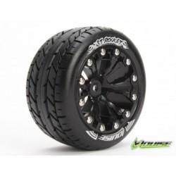 "Tire & Wheel ST-ROCKET 2,8"" Black 0-Offset (2)"
