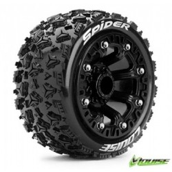 "Tire & Wheel ST-SPIDER 2,2"" Black Soft (2)"