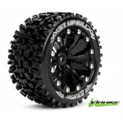 "Tire & Wheel ST-UPHILL 2,8"" Black 0-Offset (2)"