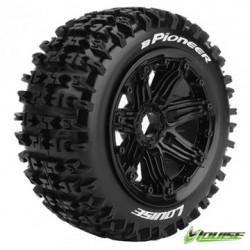 Tires & Wheels B-PIONEER LS Buggy Front (24mm Hex) (2)
