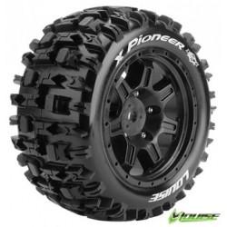 Tires & Wheels X-PIONEER X-Maxx (MFT) (2)