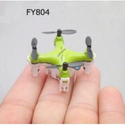 Mikro drone FY804 - super kompakt quadcopter