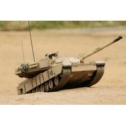 M1A2 ABRAMS BATTLE TANK - fjernstyret tank