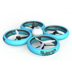 Vandtæt drone med beskyttelsesring - flyv som du vil!