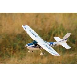 Cessna 182 - flot detaljeret fjernstyret fly