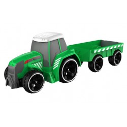 Fjernstyret Farm Tractor m. trailer