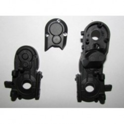 Rear gear housing, 3 pcs.