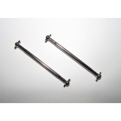 transmission shaft, 2 pcs.