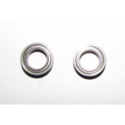 bearing (4×7×2), 2 pcs.