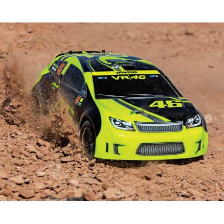 Traxxas Rally 1/18 4WD RTR VR46 LaTrax - Vallentino Rossi VR46