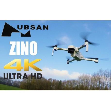 Hubsan H117S ZINO FPV 4K Drone - kvalitets kameradrone til skarp pris!