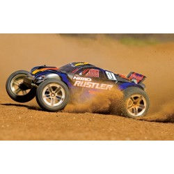 Nitro Rustler TRX2.5 RTR TQi TSM TRX 44096