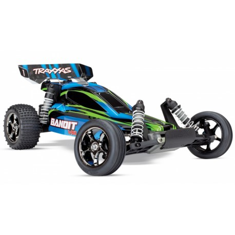 Bandit VXL 2WD 1/10 RTR TQi w/o battery, charger