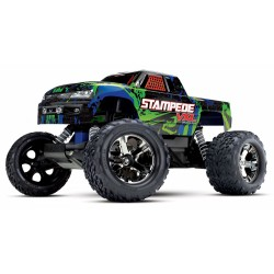 Stampede VXL 2WD 1/10 RTR TQi TSM w/o battery, charger