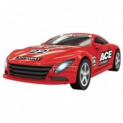 Joysway Car ACE Red Racer 1/43 202001