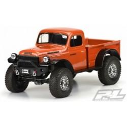 PL3499-00 1946 Dodge Power Wagon Clear Body