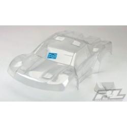 PL3458-17 Flo-Tek Fusion Clear Body SC Pre-cut