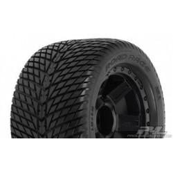 "PL1177-11 Road Rage Tire on 3.8"" wheels (Traxxas) (2)"