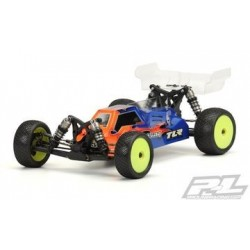 PL3445-17 Pre-Cut Phantom Clear Body for TLR 22-4 Buggy