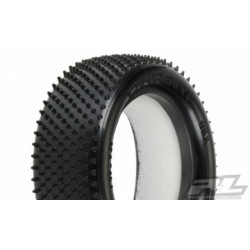 """PL8229-103 Pin Point 2.2"""" Z3 1/10 4WD buggy tires front (2)"""