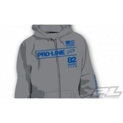 PL9826-04 PL Factory Team Hood Grey (XL)