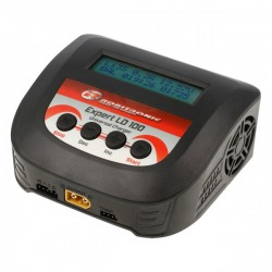 Expert LD 100 Charger LiPo 2-4s 10A 100w - multilader