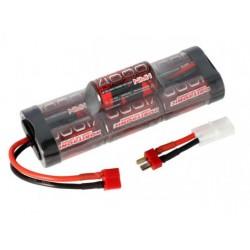 NiMH Batteri 4000mAh 8,4V Hump Pack T-Plug & Tamiya