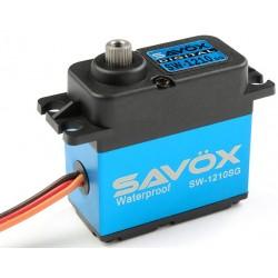 Savox SW-1210SG - digital Coreless Motor steel gear