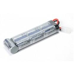 8.4V NiMh 4200mAh Turnigy Tamiya stik - Stick Pack High Power Series