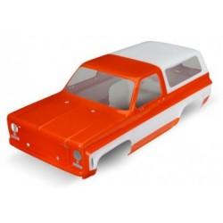 Traxxas 8130G Body Chevy Blazer Orange