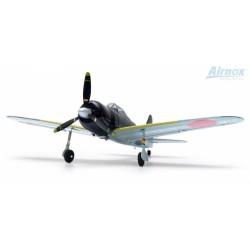 Airnox UMS A6M ZERO RTF 4ch - skalafly fra 2. verdenskrig!