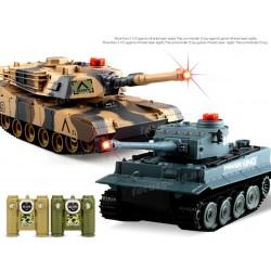 2 fjernstyrede kampvogne - KÆMP mod hinanden