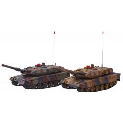 store fjernstyret kampvogns kampsæt