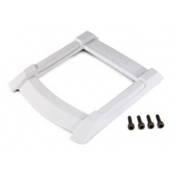 TRX8917A Skid Plate Roof White Maxx