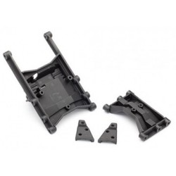 TRX8830 Chassis Crossmember Set TRX-6