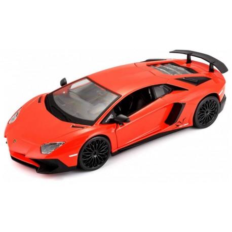 Fjernstyret Lamborghini Aventador SVJ model (legetøjsudgave)