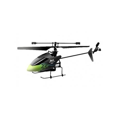 Hurtig fjernstyret mini helikopter (2fast2fun FAH)